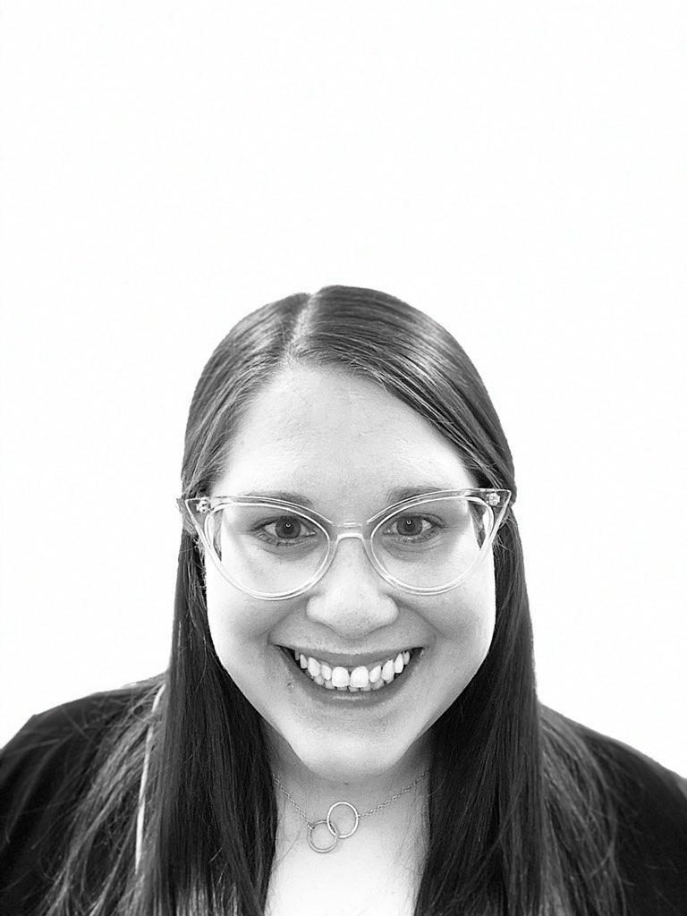 smiling, female lawyer