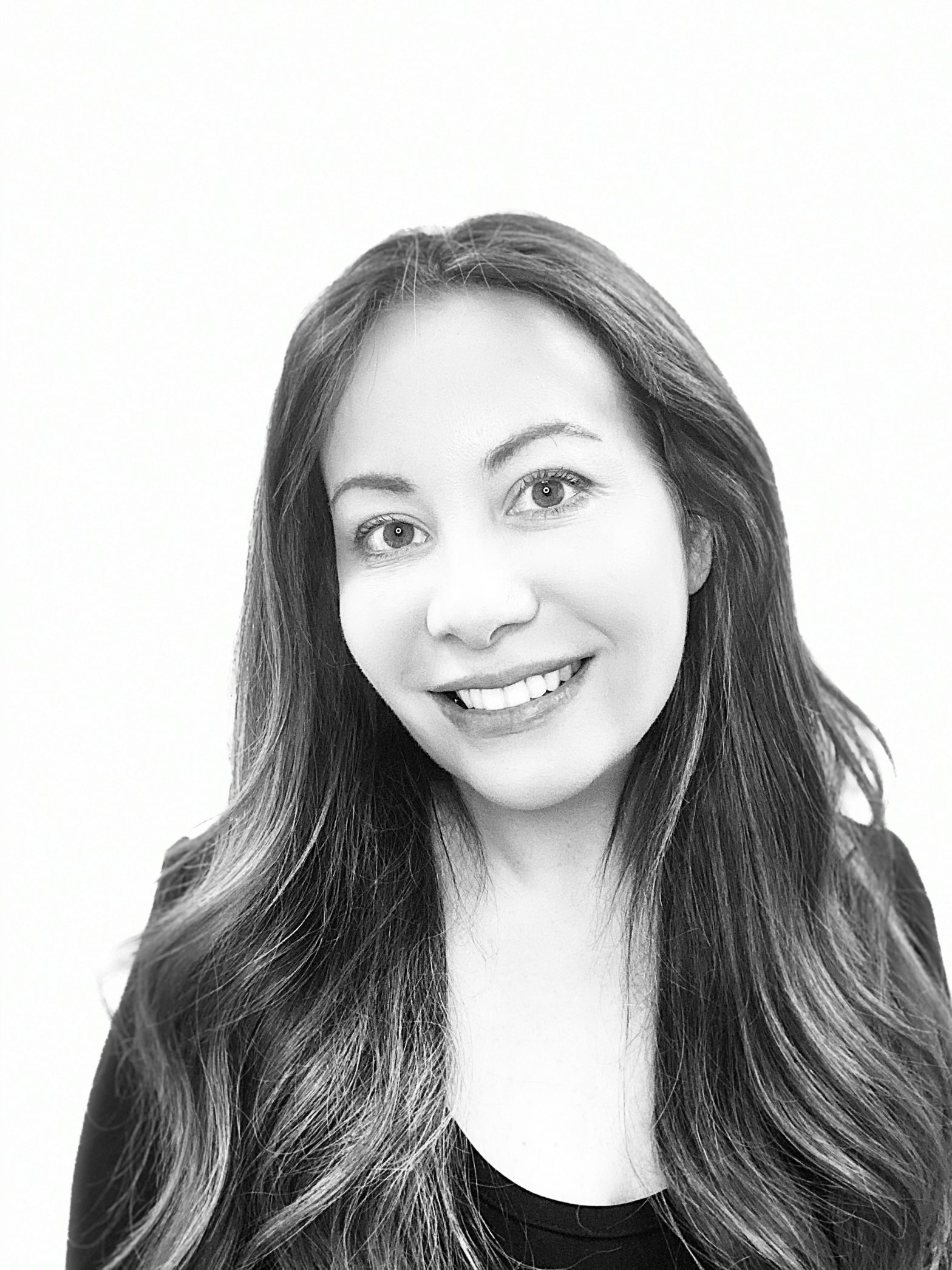 smiling female lawyer